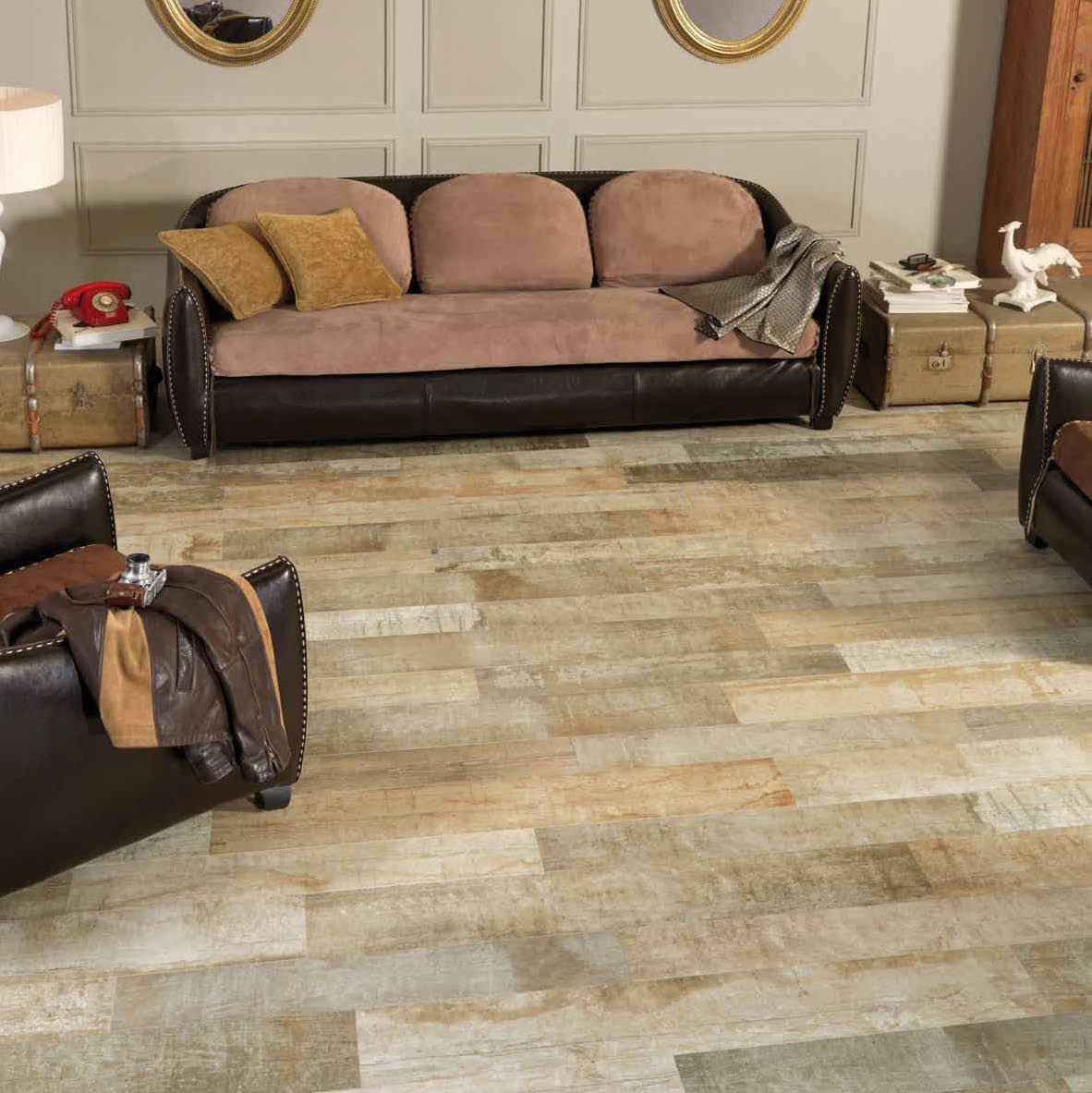 Porcelain-Wood-Plank-Tile-Polished