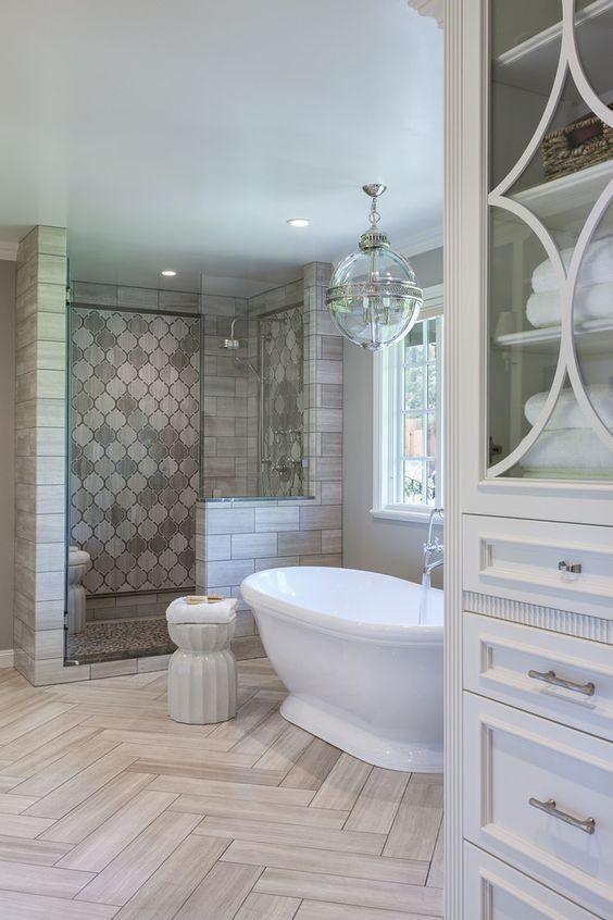 Houzz Bath Remodel Idea